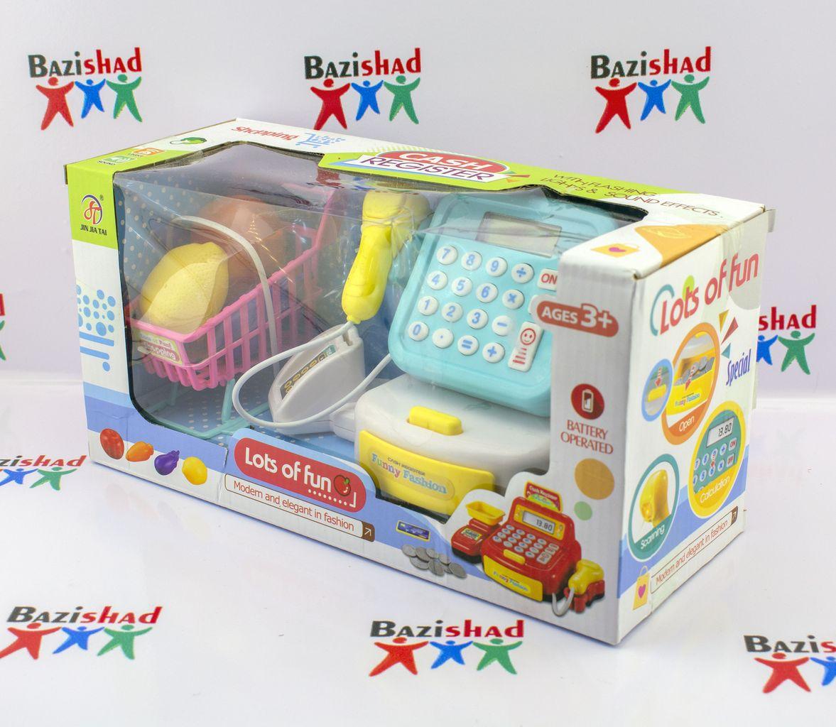 اسباب بازی صندوق فروشگاهی 877B